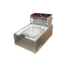 Caterlogic Electric Fryer 1 X 5Lt table model - CTF0005