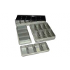 Caterlogic Bread Pans 4 div - BO4