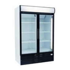 Beverage Cooler Fridge Double Door - MPM1140SD
